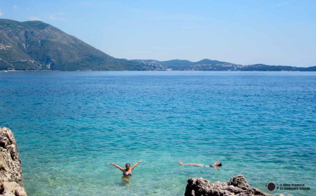 Les eaux cristallines des plages de Croatie