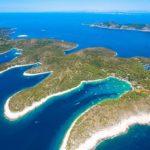 Les îles de Croatie