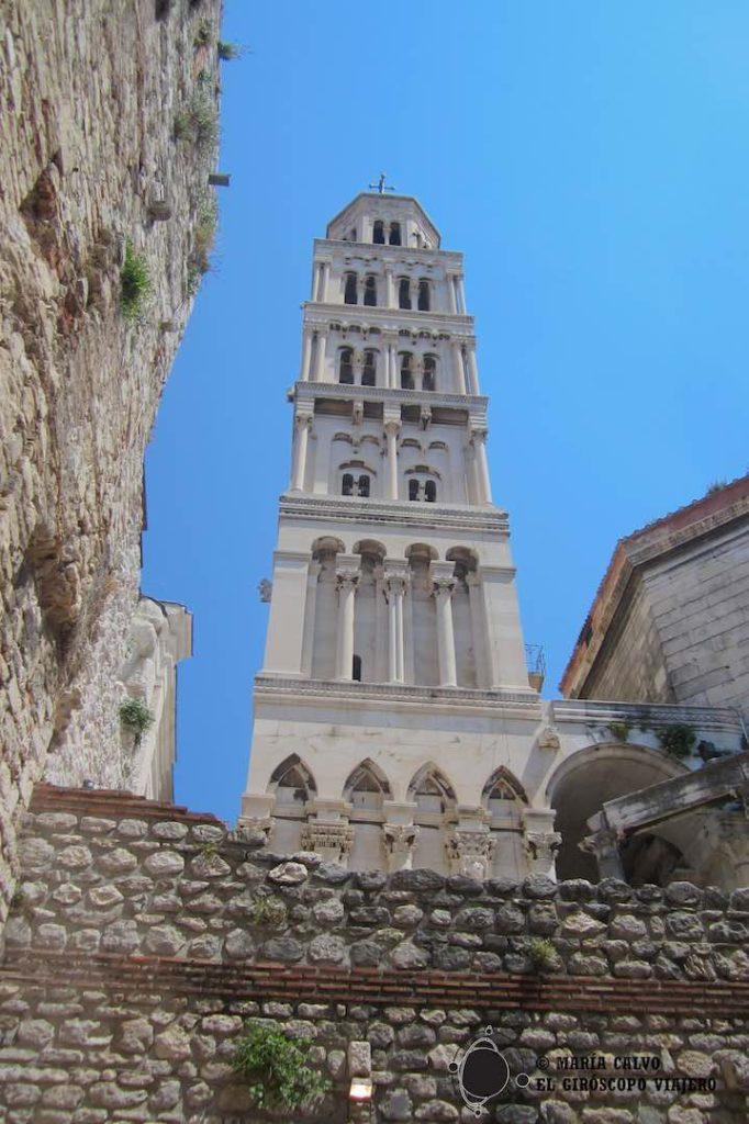 Tour du Palais Dioclétien