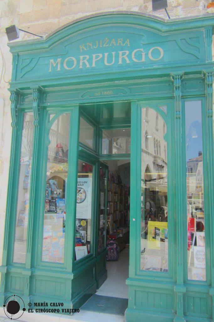 Morpurgo, la plus ancienne librairie du monde