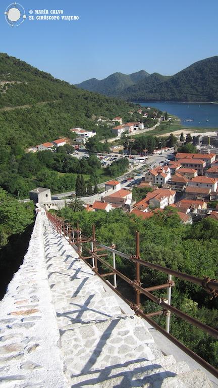Voyages en Croatie, Ston