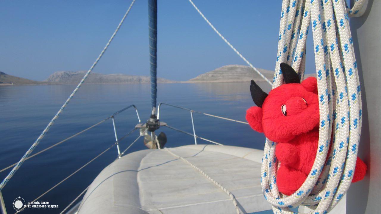 Louer un voilier pour longer la côte croate et ses îles