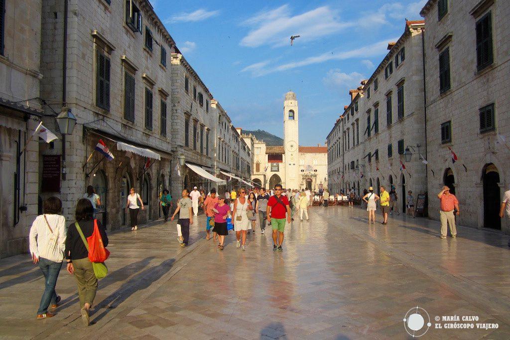 Découvrir la vieille ville de Dubrovnik dans un city break