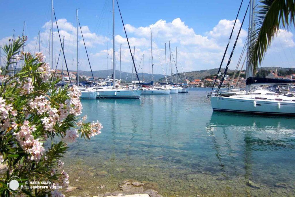 Croisiere Voilier iles Dalmatie