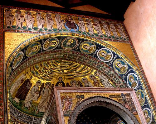 Les magnifiques mosaïques de la basilique Euphrasienne