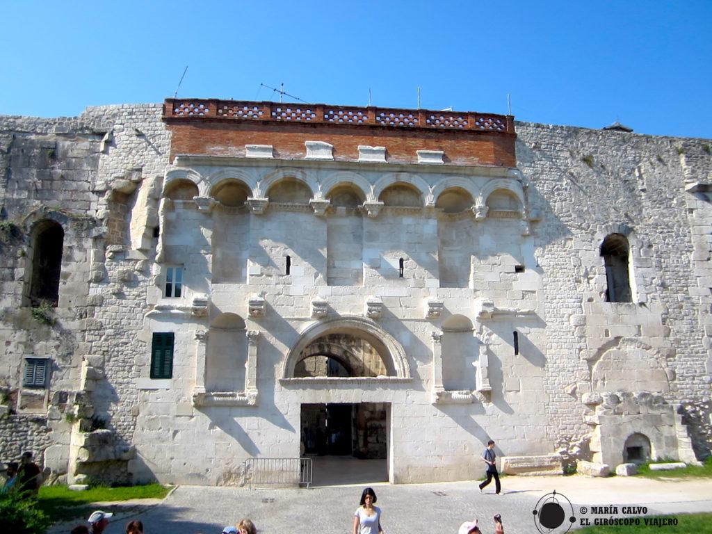Le Palais de Diocletien, à Split