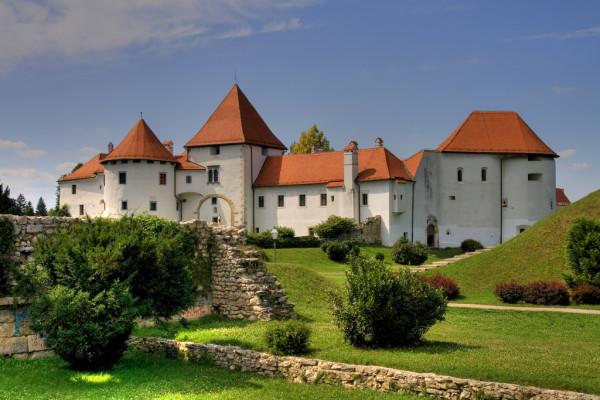 La ville de Varazdin