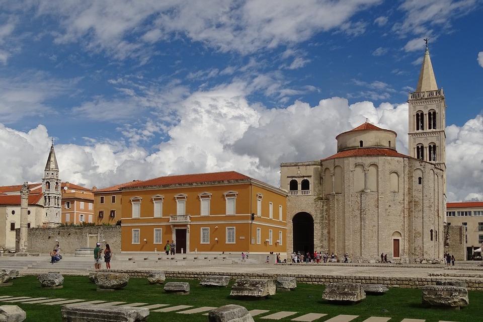 L'Eglise Saint Donat, le monument le plus emblématique de Zadar