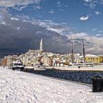Croatie en hiver